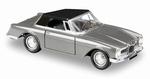 143122  Facel Vega Facellia 1962  zilver 1:43