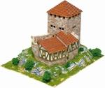AE1052  Burg Grenchen 1:55 kit