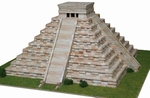 AE1270  Kukulcán Temple 1:175 kit