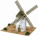 AE1255  La Mancha windmill 1:125kit