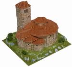 AE1105  Vera Cruz church 1:150 Kit