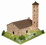 AE1104  Sant Climent church 1:80 Kit
