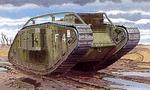 EM4002. Britsh  WWI Mk.IV