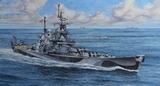 RE5128 Battleship U.S.S. Missouri(WWII) 1:1200 kit