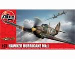 A01010  Hawker Hurricane MkI 1:72 kit