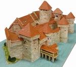 AE1012  Chillon Castle 1:190 kit